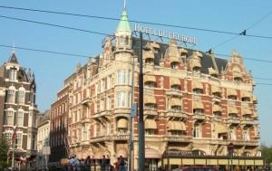 boka hotell amsterdam