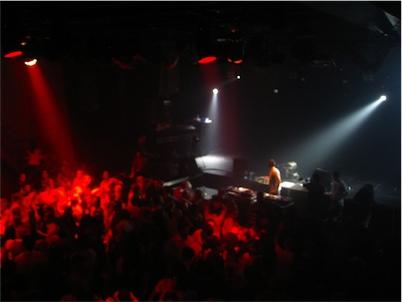 Klubb Melkweg Amsterdam
