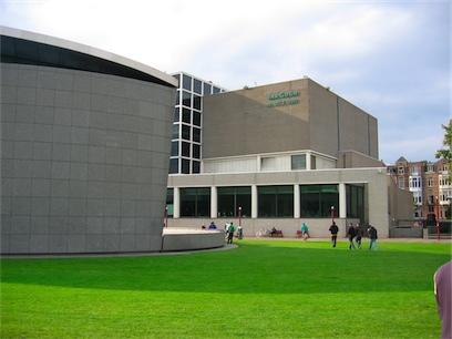 Van Gogh museet Amsterdam